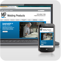 Molding Products Website